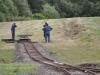 Trench railway
