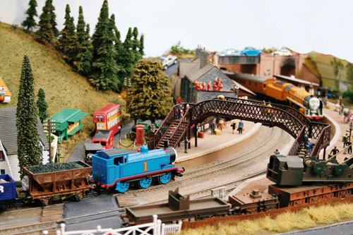 Hogsmead on Sodor