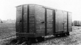 US Pershing Boxcar
