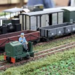 Holbeach Estates Railway model